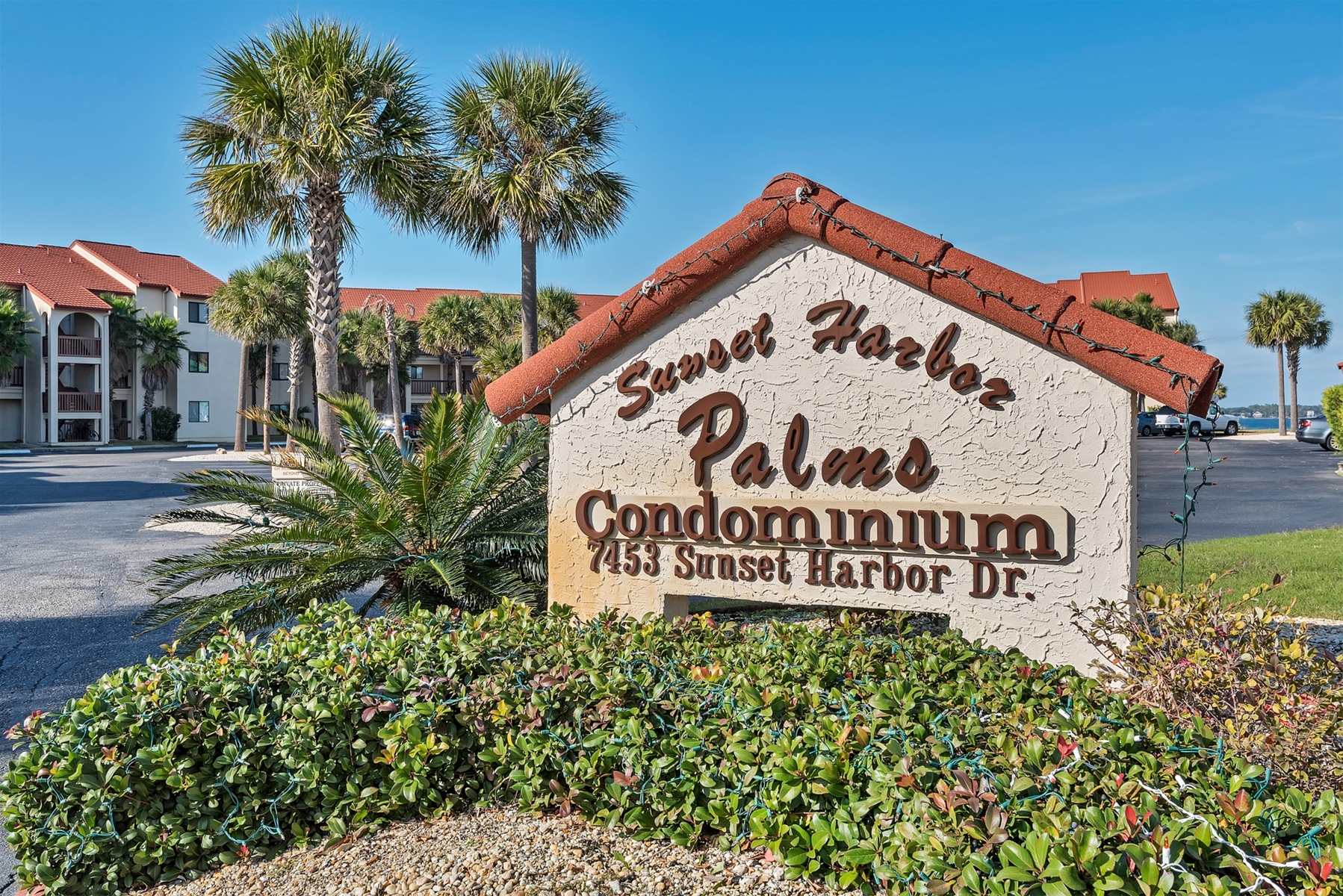Sunset Harbor Palms Condominiums Navarre Beach FL
