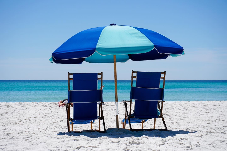 navarre beach chair and umbrella rentals